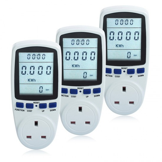 Electricity Power Consumption meter