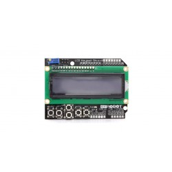 LCD Keypad Shield Blue Backlight