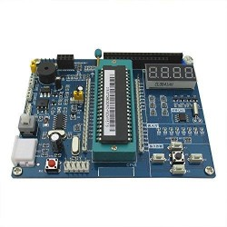 51 Microcontroller Development Board 51 Singlechip Processor System Learning Board Experiment Suite