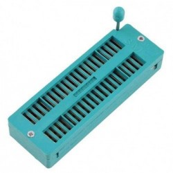 40pin Universal ZIF Socket Test DIP IC