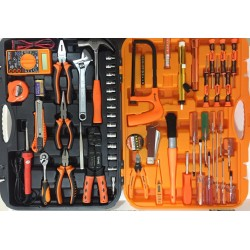 65 Pcs Electronics Tools Set