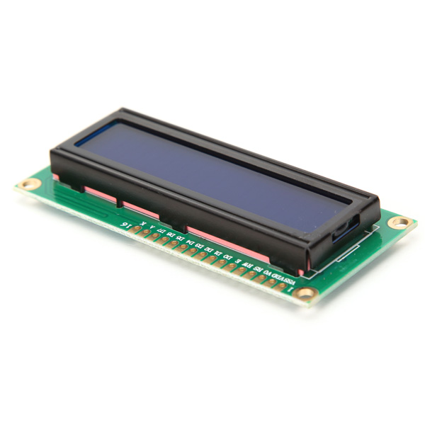 LCD1602 Blue Backlight