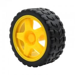 Robot Smart Car Wheel Tyre Grade A