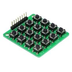 2X2 Matrix 4 Button Module