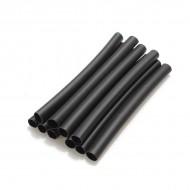 Heat Shrink Tubing 2.5mm Black 1 Meter