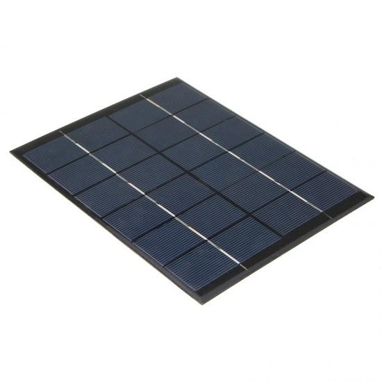 Polycrystalline 155*80mm 5V 200mA Epoxy Solar Panel