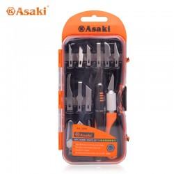 Hobby knife Kit 14pcs