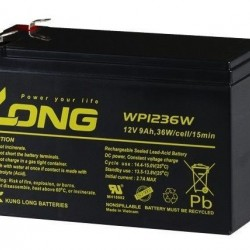 12V 9Ah lead acid rechargeable battery LONG