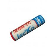 LECXO 18650 3.7V 3600MAH Lithium Battery