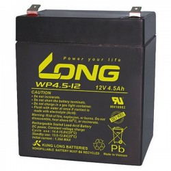 12V 5A Lead Acid Battery LONG