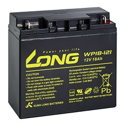 12V 18Ah Lead Acid battery -LONG