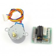 Stepper Motor 5v Dc 4 Phase