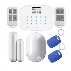 Wireless GSM Security Alarm system Home Smart Alarm with 99 Wireless Zone