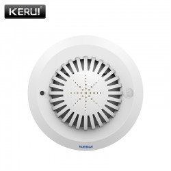 NEW KR-SD03 high sensitivity low battery remind Smoke Fire Detector