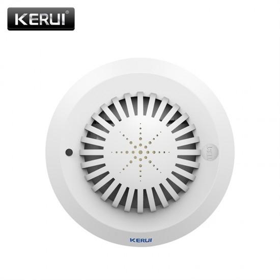 NEW KR-SD03 high sensitivity low battery remind Smoke Fire Detector