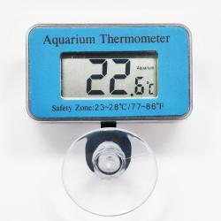 Digital waterproof aquarium  thermometer