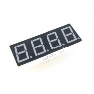 0.56 Red 7 Segment LED Display