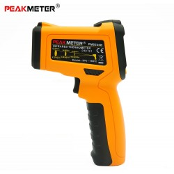 Non-contact Digital Infrared Thermometer K-type Probe Temperature & Humidity Gun