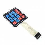 4*4 Membrane Switch Matrix Keypad