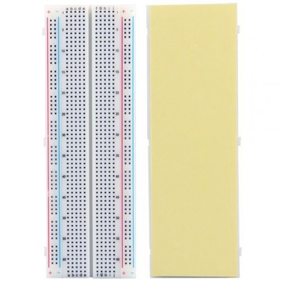 MB-102 Solderless Breadboard 830p