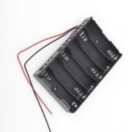 6 Cell Battery Case Holder