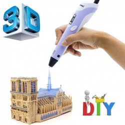3D printer pen Second generation
