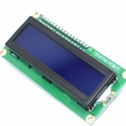 LCD1602 IIC/I2C Blue Backlight