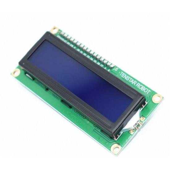 LCD1602 IIC/I2C Blue Backlight