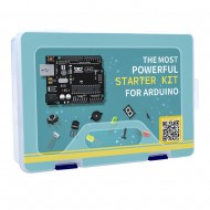 The Most Powerful Starter Kit for Arduino