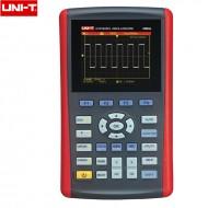 UNI-T UTD1025CL Handheld Digital Oscilloscope 3.5 LCD 1 Ch 25Mhz + DMM 200MS
