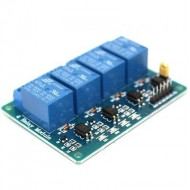 4 channel Relay module 12V