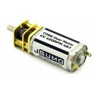 High-Performance Core Dc Motor (6V 400 RPM)