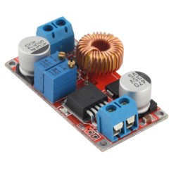 DC-DC Converter Auto Step-Up Step-Down Solar Power Supply Module - Red