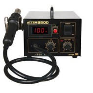 850 Hot Air Soldering Station with Display