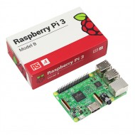 Original Raspberry Pi 3 Model B 1GB RAM Quad Core RS Version