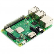 Raspberry Pi 3 Model B+ Plus 64 bit Quad Core Wifi Bluetooth RS Version