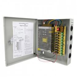 9CH CCTV Power Supply