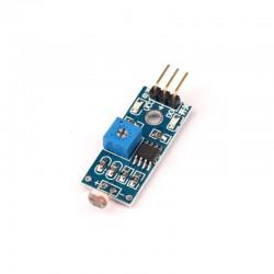 4pin Photosensitive Sensor Module Light-Dependent Control