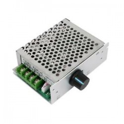 1500W DC 12-50V 30A Motor Speed Controller Electric PWM with Reversible Switch