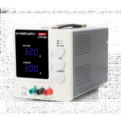 Uni-t DC power High Precision Programmable Adjustable Digital DC Power Supply 32V/5A