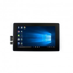 Waveshare 7 inch HDMI Display IPSToughened Glass Capacitive TouchScreen 1024x600 forRaspberryPi Black