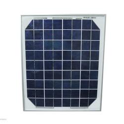 10W Mono Solar Panel PV 18V 0.56A