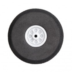 76MM High elastic rubber wheel for Rc Fixed-wing airplane