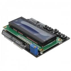 LCD Keypad Shield Blue Backlight