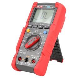UT191E Industrial Digital Multimeter TRMS 6000 Count DMM 20A Ammeter 600V Volt ACV LoZ LPF Tester IP65 GS/CE/cTUVus Passed