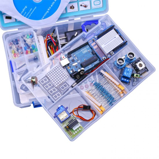 Beginners starter kit for Arduino