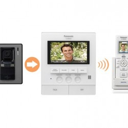 Panasonic VL-SW251 Wireless Intercome System