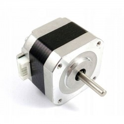 42HD2037-01 NEMA17 Stepper Motor 33mm Long, 1.5A with 500mm Cable