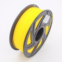 ABS 1.75mm Filament  Yellow  1KG/Roll