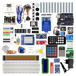 The Most Complete Arduino  UNO Starter Kit